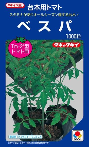 トマト台木 種 『ベスパ』 ペレット2L1000粒 タキイ種苗