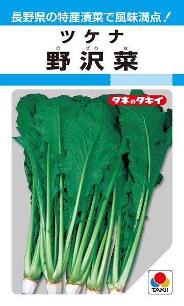 メール便 新作 OK 漬菜 たね ツケナ 野沢菜 1L セール開催中最短即日発送 タキイ種苗 種