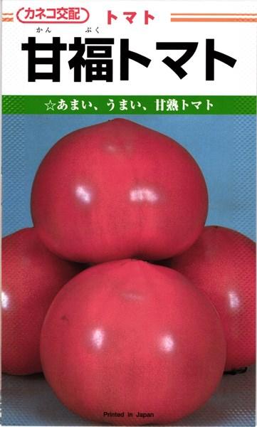 カネコ種苗 20ml トマト トマト カネコ種苗 甘福 20ml, 中区:8099507d --- idelivr.ai