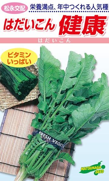 松永種苗 ハダイコン 葉大根 1L
