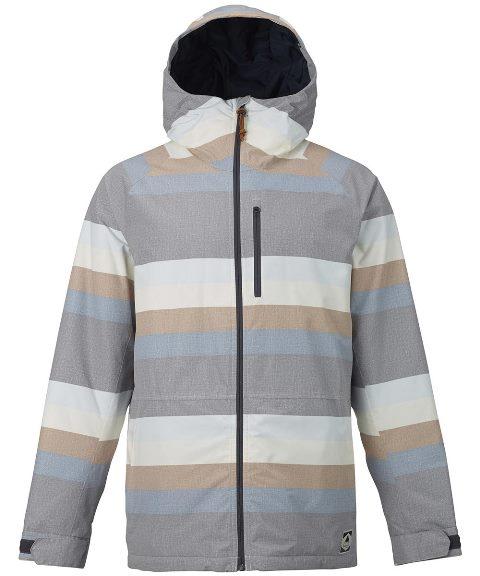 ファッション BURTON MNS Jacket Hilltop Faded Jacket 2017 Faded Stripe【正規品 MNS】【40%OFF】, Import Brand Diana:c1360233 --- canoncity.azurewebsites.net