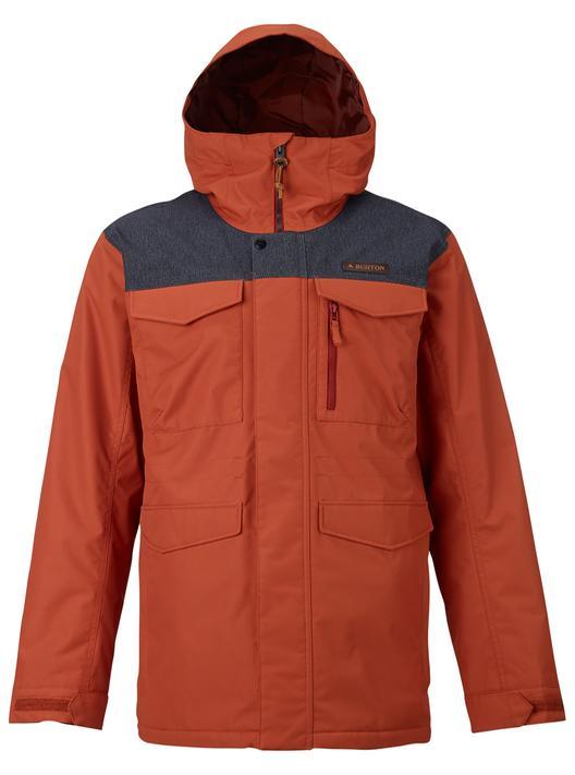 BURTON MNS Covert Jacket 2017FW PICANTE/DENIM
