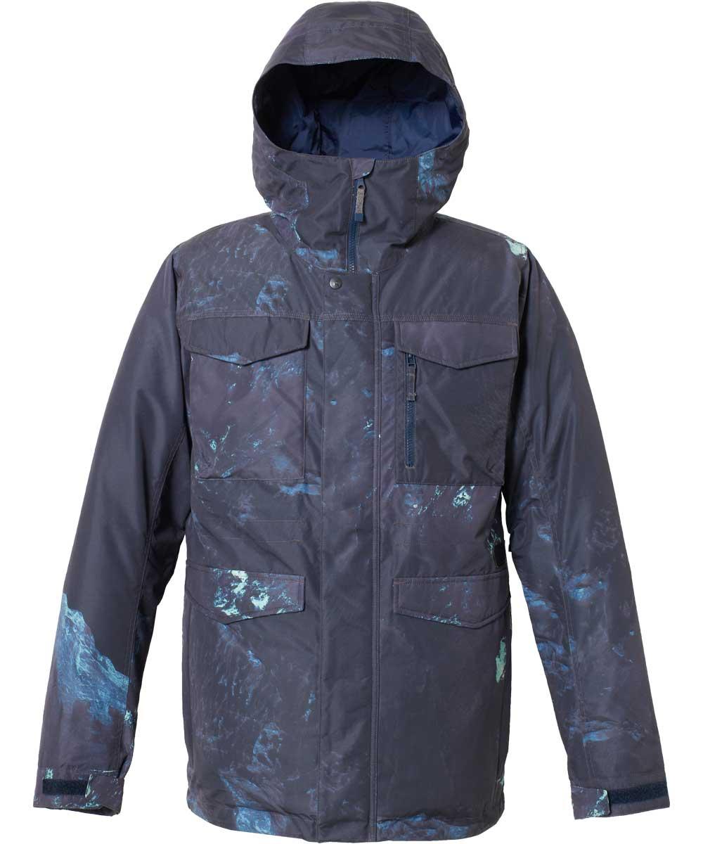 BURTON MNS Covert Jacket 2018FW Nix Olympica