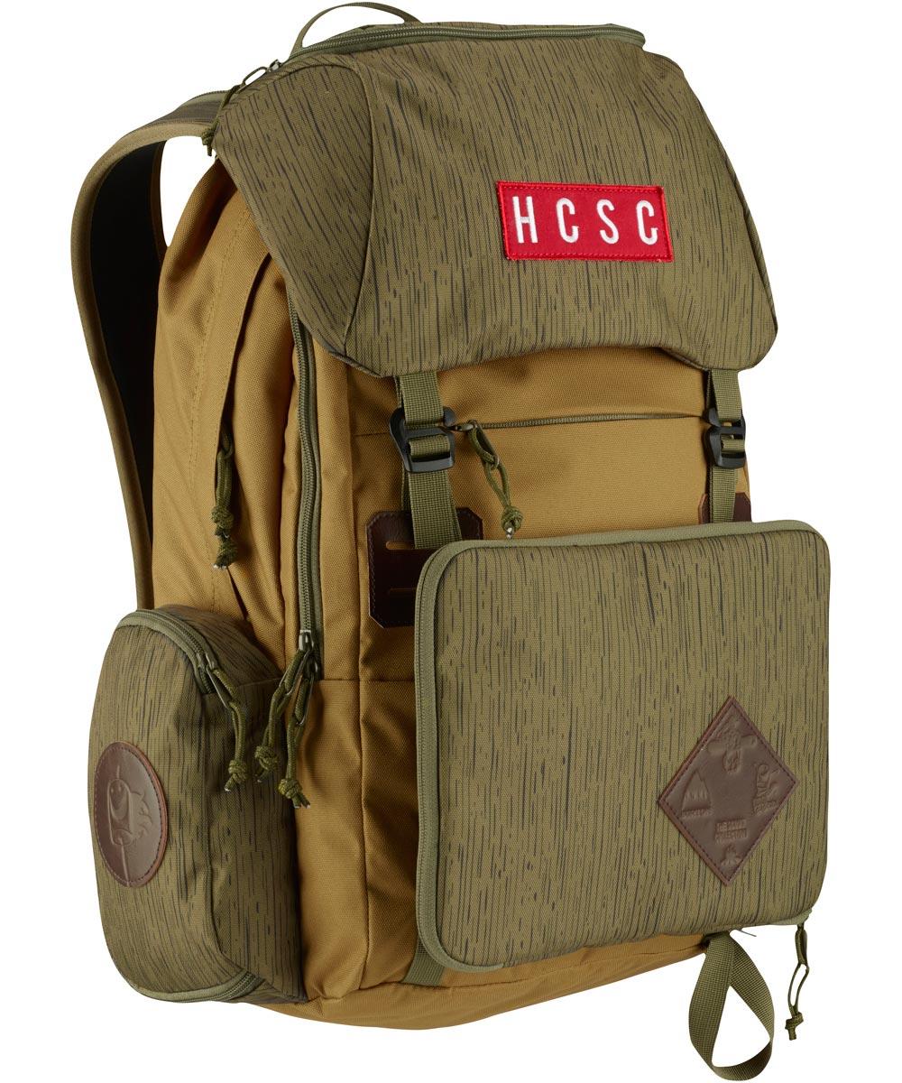 BURTON Hcsc Shred Scout Pack [26L] 2018FW Cascade Green【正規品】