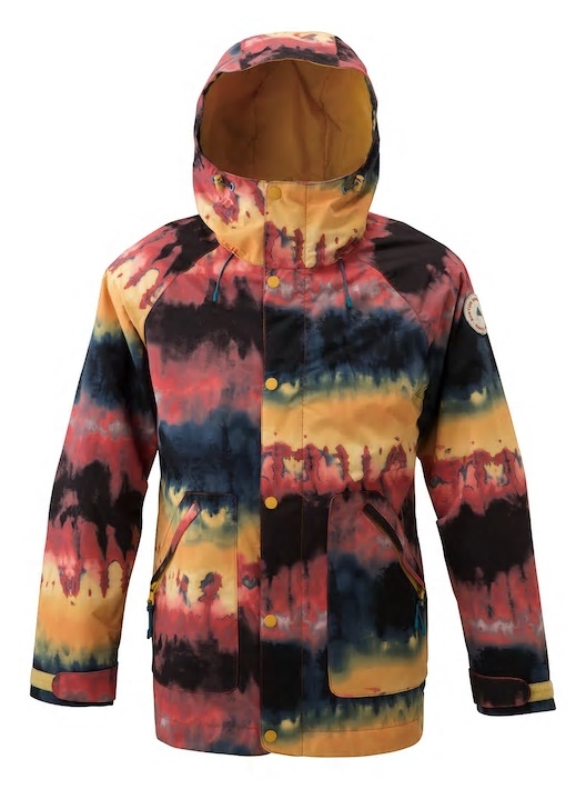 BURTON Women's Eastfall Jacket WZ SURF STRIPE 2018FW
