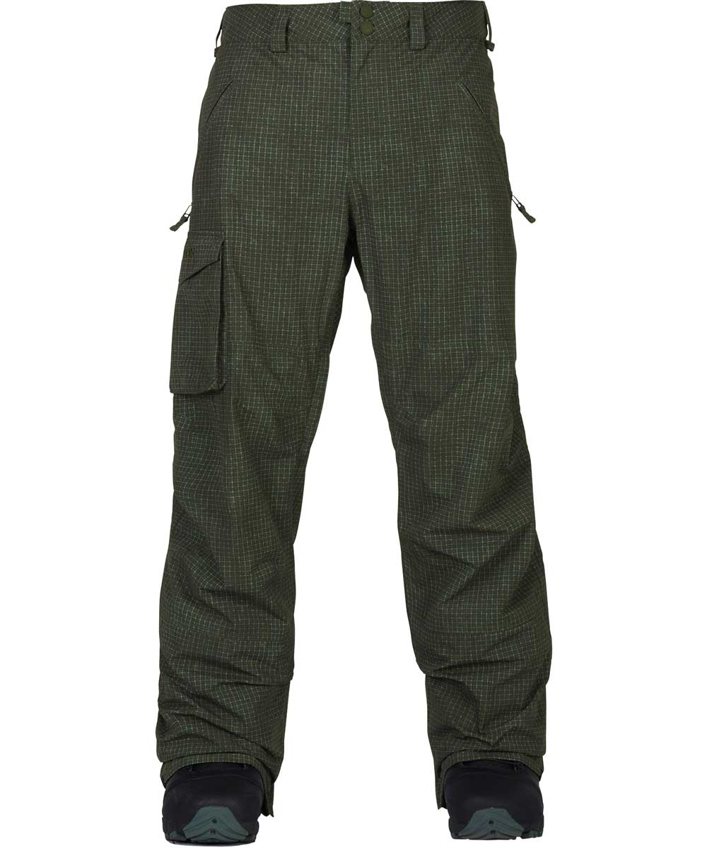 BURTON MB Covert Pant Forest Night Ripstop 18FW