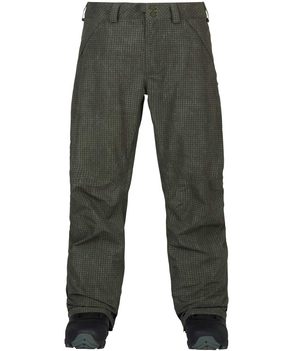 BURTON MB Vent Pant Forest Night Ripstop 18FW