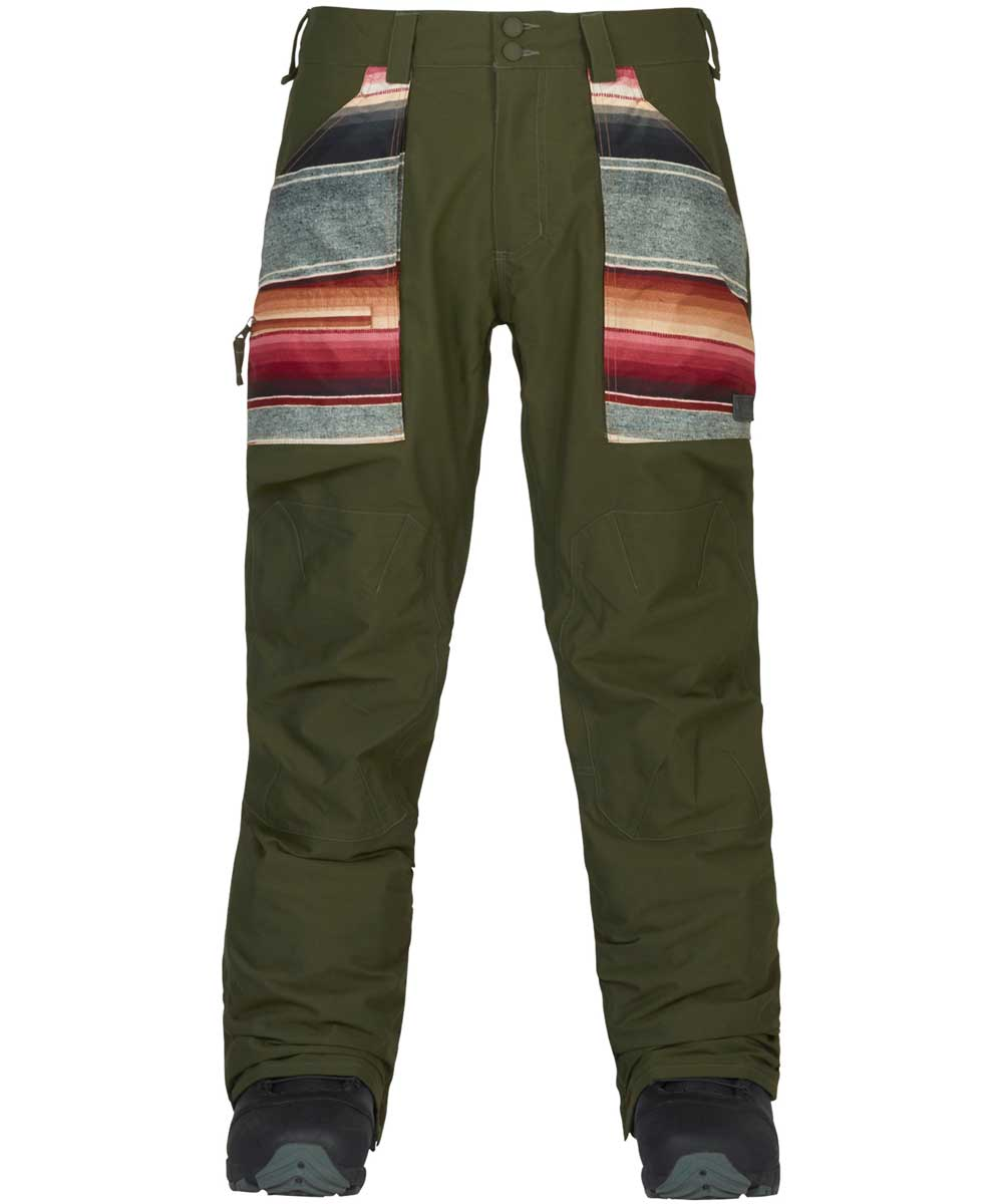 BURTON MB Southside Pant Slim Fit