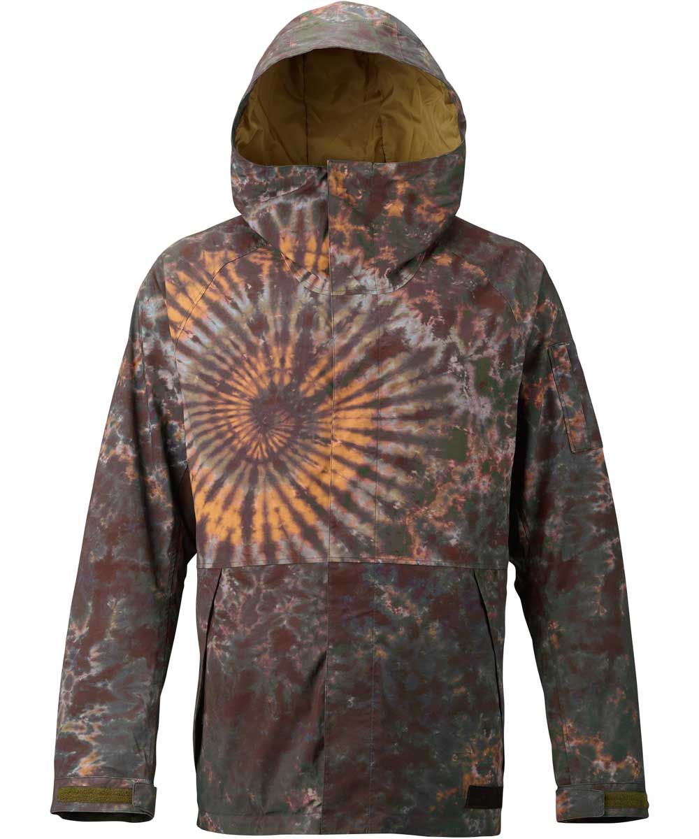 BURTON MB Hilltop Jacket 2018 War and Peace