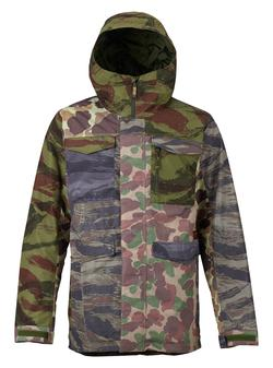 BURTON MNS Covert Jacket 2018FWCamo Block