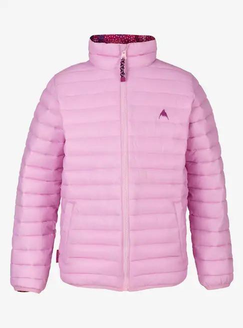 Kids' Burton Reversible Flex Puffy Jacket 2018FW Cosmos / Cosmos Petal Paisley