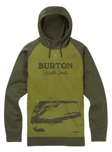 BURTON Men's Burton Pullover Burton Crown BURTON Bonded Pullover Hoodie WDBINE/KEEF/KEFTIG2019SSモデル【正規品】, 東海つり具:71f7d015 --- sunward.msk.ru
