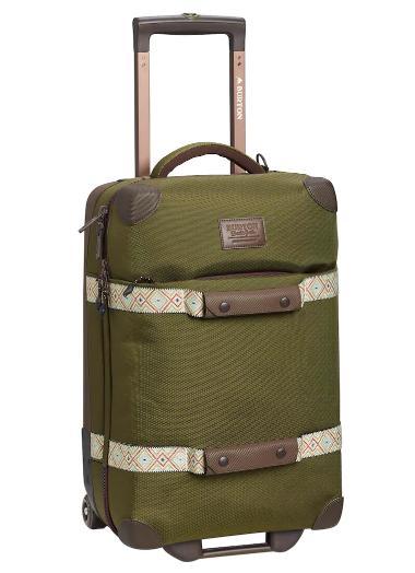 Burton Wheelie Flight Deck 38L Travel Bag2019SS Keef Ballistic