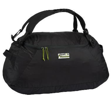 超特価SALE開催 BUTRON 2019春夏 バッグ 正規品 Burton Multipath デポー Packable Black Bag 40L Duffel True 2019SS