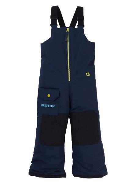 BURTON(バートン) W20 MS MAVEN BIB DRESS BLUE 4T サイズ 13052105400