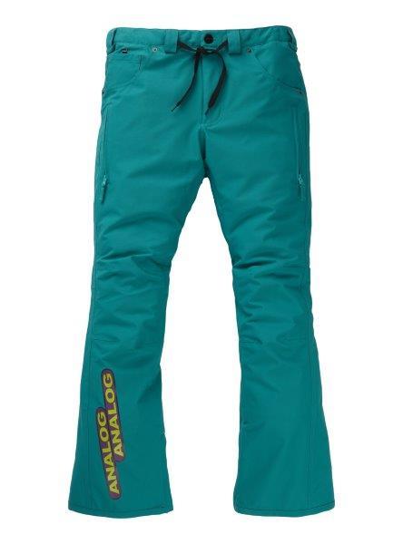 BURTON(バートン) W20 M AG THATCHER PT GREEN-BLUE SLATE XL サイズ 21476100400