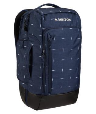 BURTON(バートン) S21 MULTIPATH TRVL PACK DRESSBLUE BASKETIKAT NA サイズ 20853102401