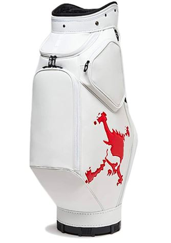 OAKLEY(オークリー) 2020SS SKULL GOLF BAG 14.0 WHITE/RED