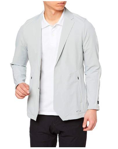 Synchronism JPN SLATE 2.0 Jacket Tailored OAKLEY(オークリー) XLサイズ 2020SS Skull GREY
