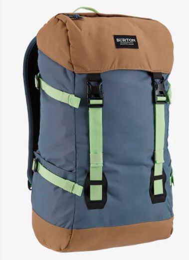 バートン 2021-22秋冬 バックパック 正規品 Burton Tinder 2.0 30L Gray 保障 Kelp Folkstone 2022FW Backpack 希少