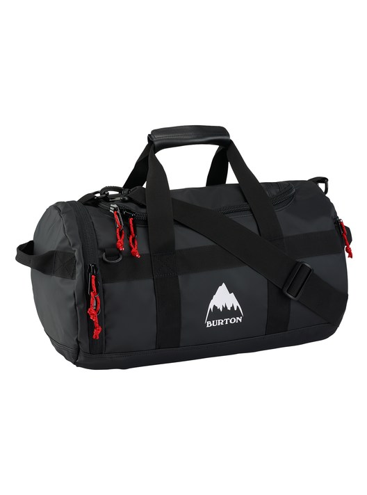 【レビューを書けば送料当店負担】 BURTON Backhill Tarp Duffel Bag X-Small BURTON 25L 2018SS X-Small True Black Tarp, 刈谷市:0bb0839a --- hortafacil.dominiotemporario.com