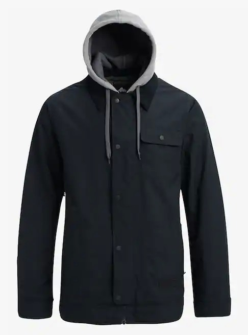 Men's Burton GORE-TEX Dunmore Jacket 2019FW True Black