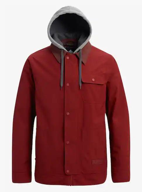 Men's Burton GORE-TEX Dunmore Jacket 2019FW Sparrow