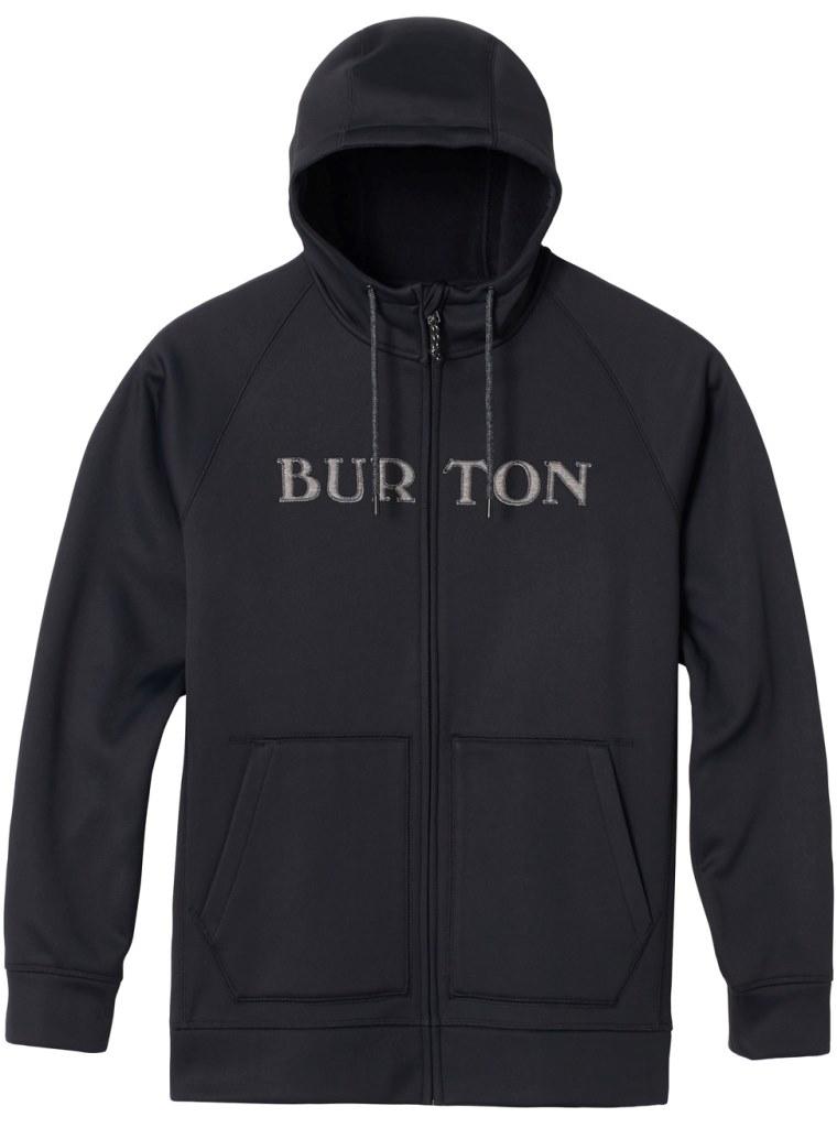 BURTON MB JPN CRWN BNDD FZ TRUE BLACK