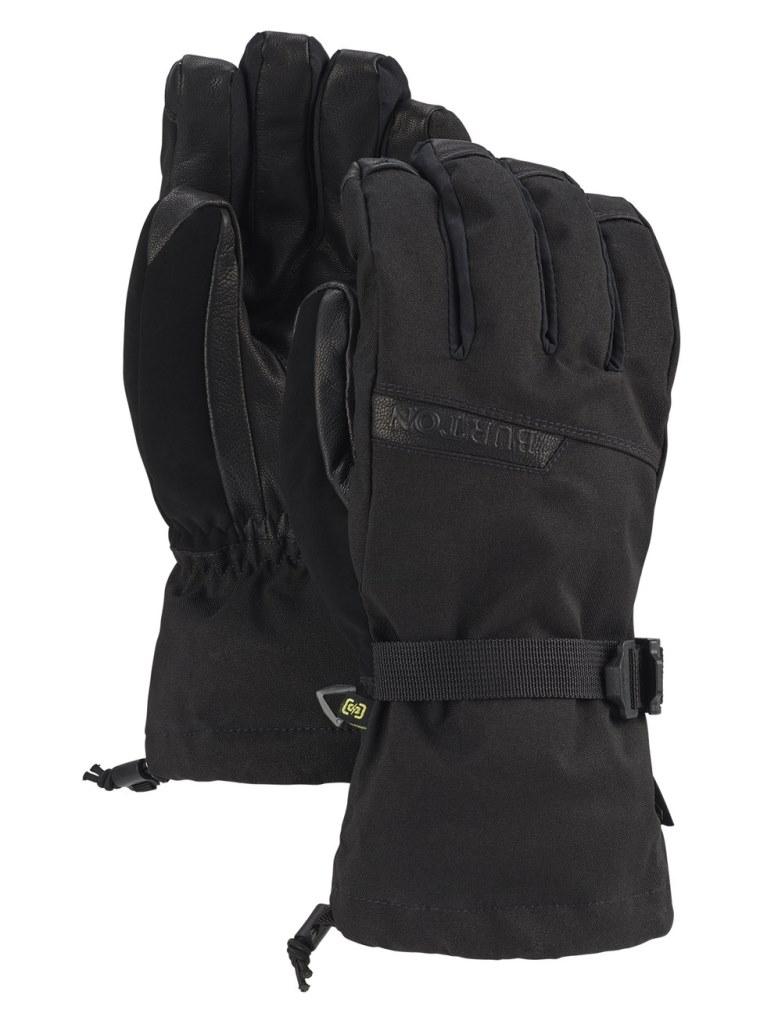 Men's Burton Deluxe GORE-TEX Glove 2019FW True Black