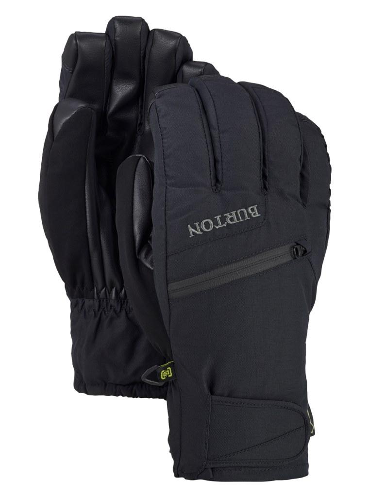 Men's Burton GORE-TEX Under Glove + Gore Warm Technology 2019FW True Black