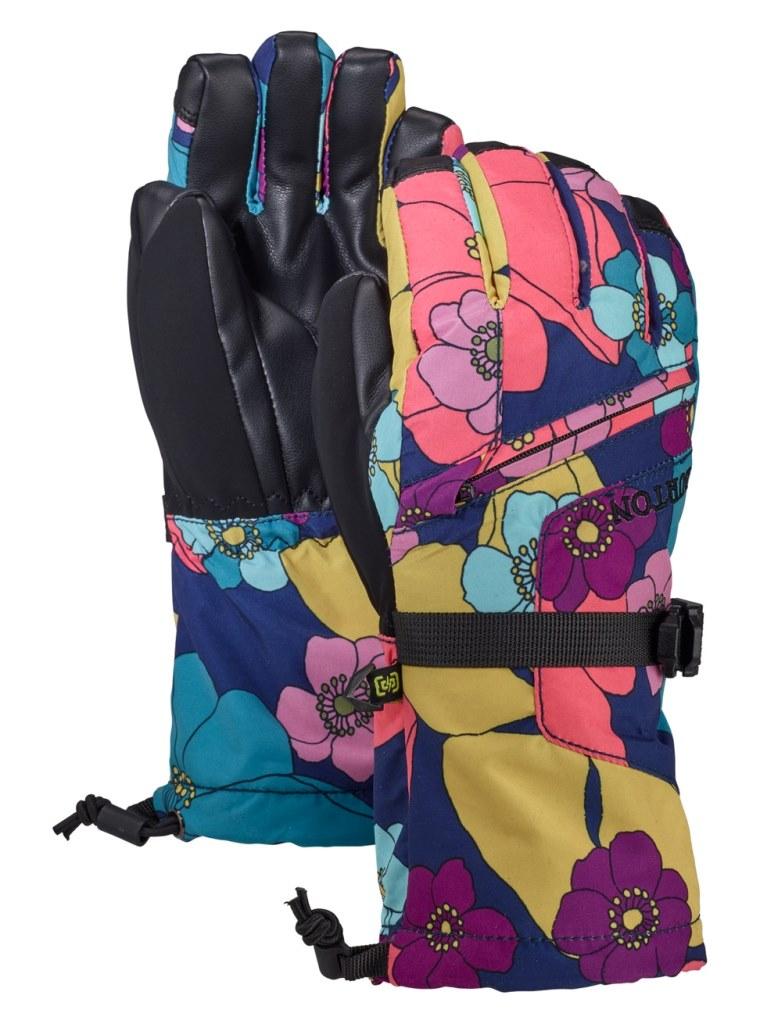 Kids' Burton Vent Glove Flowers! 2019FW
