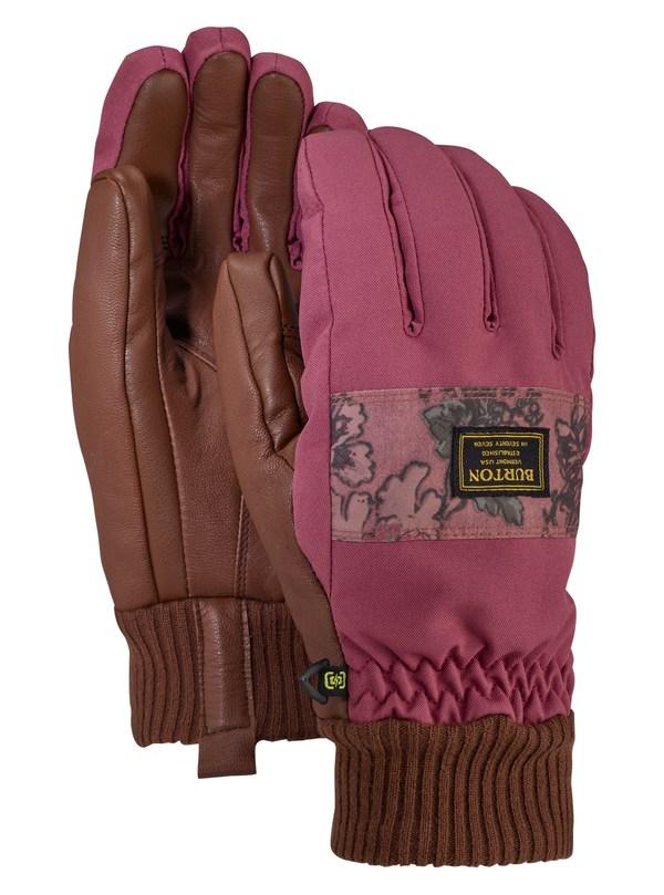 Burton Dam Glove Rose Brown / Floral Camo  2019FW