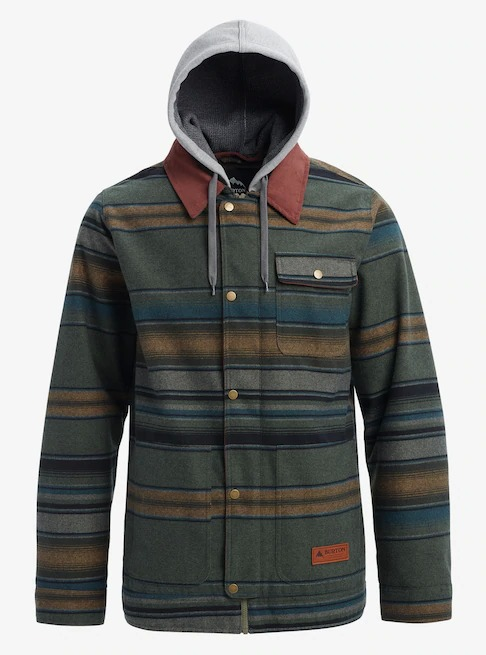 Men's Burton Dunmore Jacket 19FW Clover Tusk Stripe