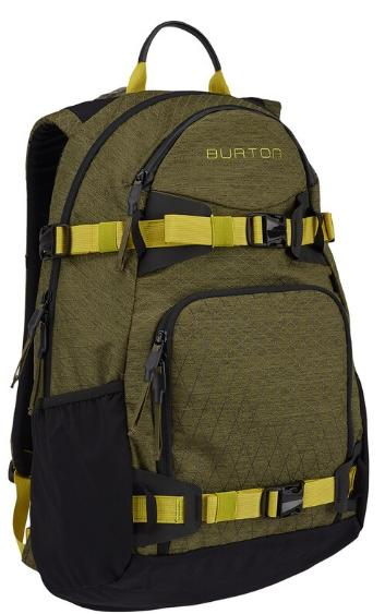 Burton Rider's 25L Backpack 2.0【20%OFF】JUNGLE HTHR DMND RIP