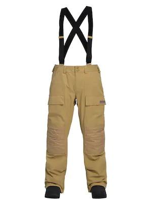 Men's Burton Vicker Pant 2019FW  Kelp / Kelp Oxford