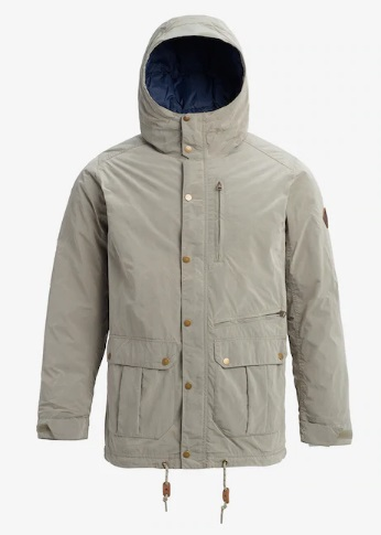 Men's Burton Trapline Down JacketHawk 2019FW