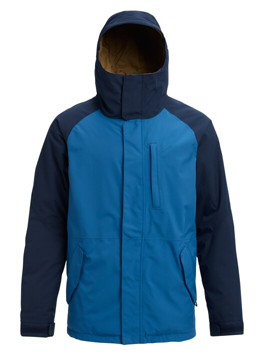 Men's Burton GORE-TEX Radial Shell JacketVallarta Blue / Mood Indigo 2019FW