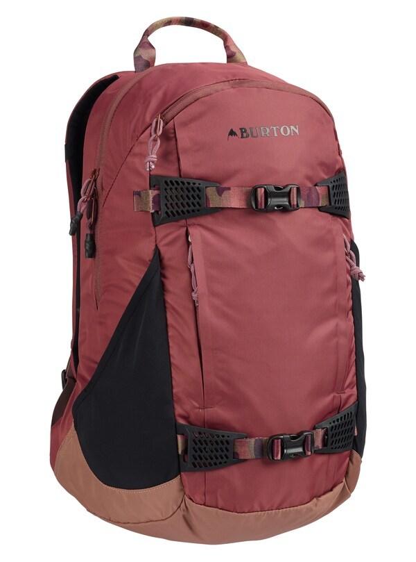 Women's Burton Day Hiker 25L Backpack 2019FWROSE BROWN FLT SATIN