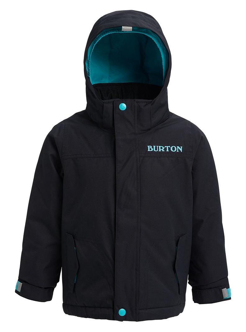 Toddler Burton Amped Jacket 2020FW True Black 4T