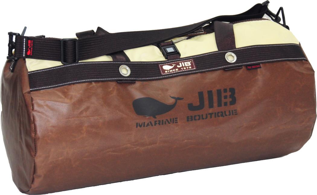 JIB ダッフルバッグM DM170スペシャルブラウン 57×φ29cm 約37L