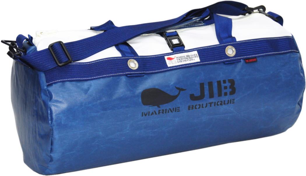 JIB ダッフルバッグM DM170 ネイビー 57×φ29cm 約37L
