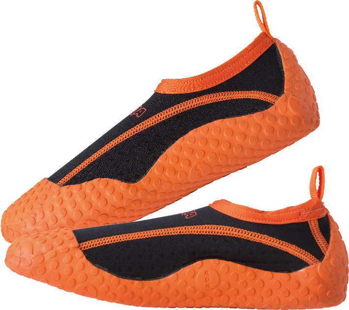 足を保護するアクアシューズ 砂浜やサンゴの海に最適  AQAスノーケリングシューズ3 KW-4472N 男女兼用 22~28cm 5色展開
