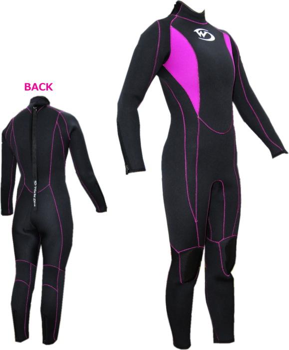 ワールドダイブ World Dive 5mmウェットスーツ ウィメンズSGT-501 女性用 既成サイズ