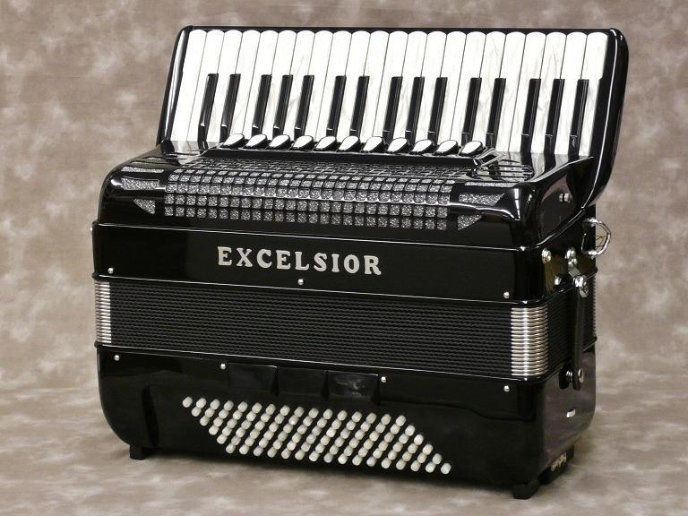 Excelsior 304 (ノーマル) 【アコーディオン】