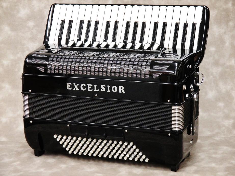 Excelsior 304 (ミュゼット) 【アコーディオン】