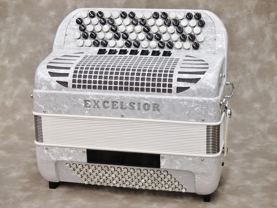 Excelsior 696 [color:White] 【アコーディオン】