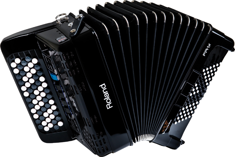 《Vアコのエントリー・モデル》 Roland V-accordion FR-1Xb (62ボタン/72ベース)