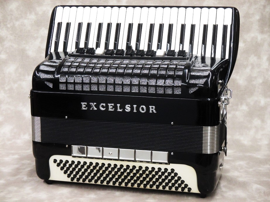 【USED】 Excelsior 840 【アコーディオン】