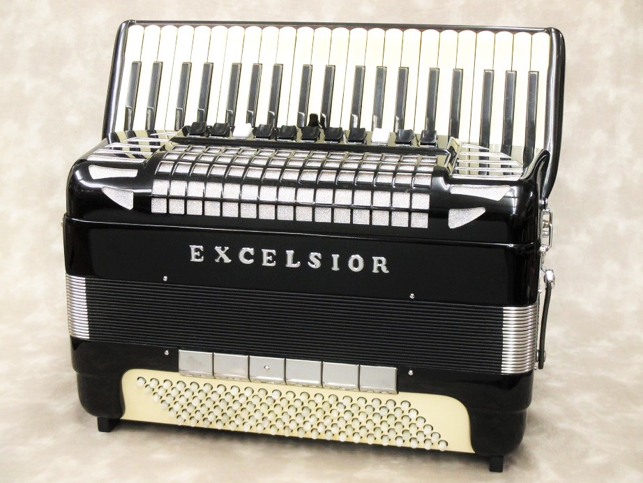 【USED】 Excelsior 940 【アコーディオン】