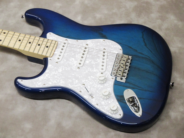 Fujigen -Neo Classic- NST10MAHL (SBB) 【レフティ/レフトハンドギター(左用)】